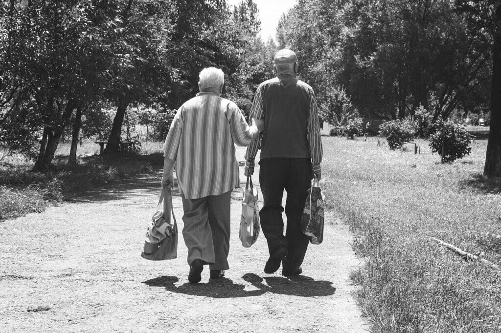 old age, pensioners, elder